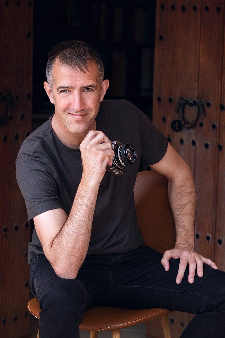 Óscar Lagarrotxa fotógrafo de bodas en Mallorca